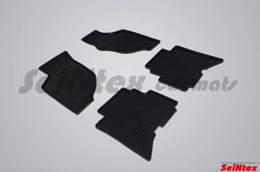 Резиновые ковры сетка в салон для Great Wall Hover H3 II (2010-н.в.)