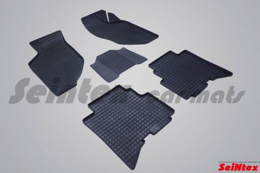 Резиновые ковры сетка в салон для Great Wall Hover H5 (2011-н.в.)