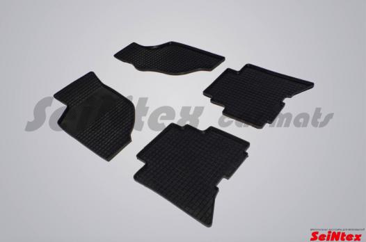 Резиновые ковры сетка в салон для Great Wall Hover H3 (2005-2011)