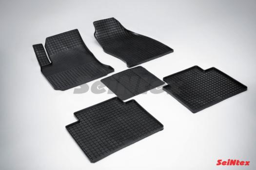 Резиновые ковры сетка в салон для Hyundai Matrix (2001-2010)