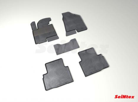Резиновые ковры сетка в салон для Hyundai ix35