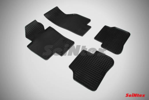 Резиновые ковры сетка в салон для Volkswagen Passat B6 (2005-2011)