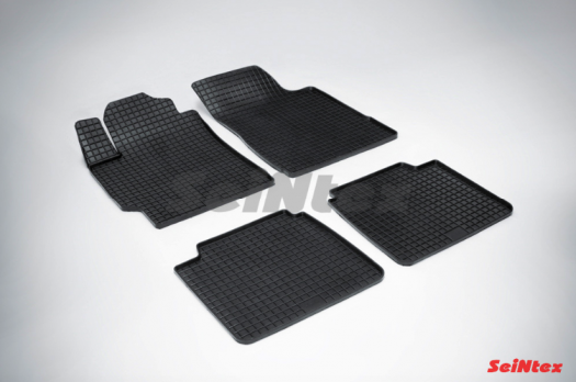 Резиновые ковры сетка в салон для Toyota Camry V40 (2006-2011)