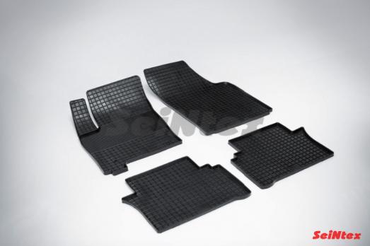 Резиновые ковры сетка в салон для Opel Meriva I (2003-2010)